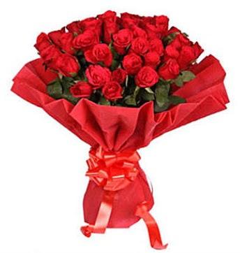 41 adet gülden görsel buket  Adana ucuz çiçekçi çiçek satışı