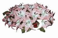 yapay karisik çiçek sepeti   Adana çiçekçi mağazası