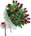 Adana internetten çiçek satışı  11 adet kirmizi gül buketi sade ve hos sevenler