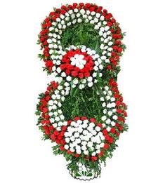Görsel Cenaze çiçek , cenaze çiçek , çelengi  Adana uluslararası çiçek gönderme