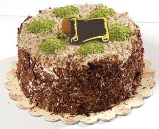 pasta gönderme 4 ile 6 kisilik çikolatali yas pasta  Adana ucuz çiçekçi çiçek satışı