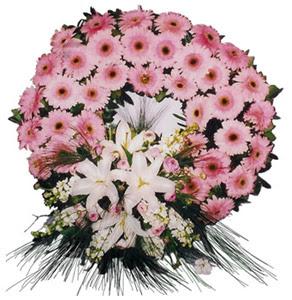 Cenaze çelengi cenaze çiçekleri  Adana çiçek siparişi vermek
