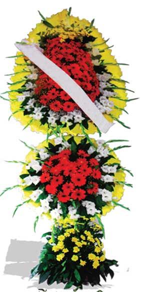 Dügün nikah açilis çiçekleri sepet modeli  Adana çiçek satışı çiçek yolla