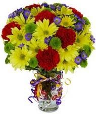 En güzel hediye karışık mevsim çiçeği  Adanada çiçekçiler hediye çiçek yolla