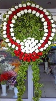 Cenaze çelenk çiçeği modeli  Adana anneler günü çiçek yolla