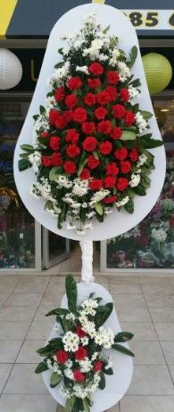 2 katlı nikah çiçeği düğün çiçeği  Adana çiçek siparişi çiçek gönderme