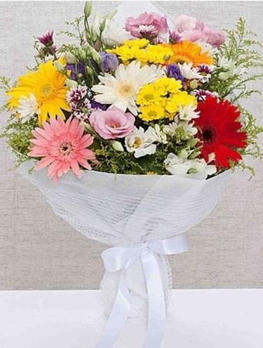 Karışık Mevsim Buketleri  Adanaya çiçek ucuz çiçek gönder