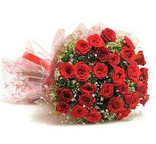 27 Adet kırmızı gül buketi  Adanaya çiçek ucuz çiçek gönder
