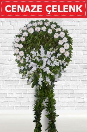 Cenaze Çelenk cenaze çiçeği  Adana ucuz çiçekçi çiçek satışı